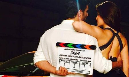 Drive featuring Jacqueline Fernandez and Sushant Singh Rajput