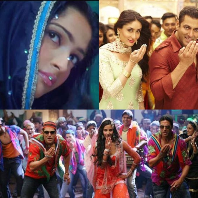 This Eid Let's Groove Onto These Bollywood Songs
