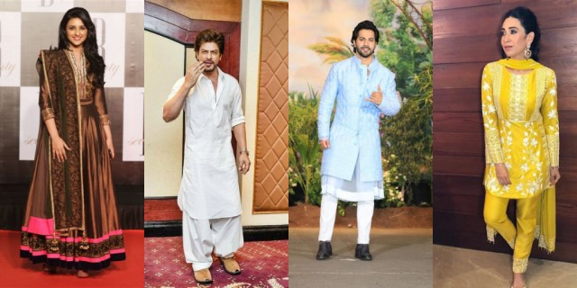 This Eid Dress Your Best With These Amazing Traditional Outfits