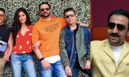 Rohit Shetty's Sooryavanshi To Have Gulshan Grover As A Villain, But With A Twist