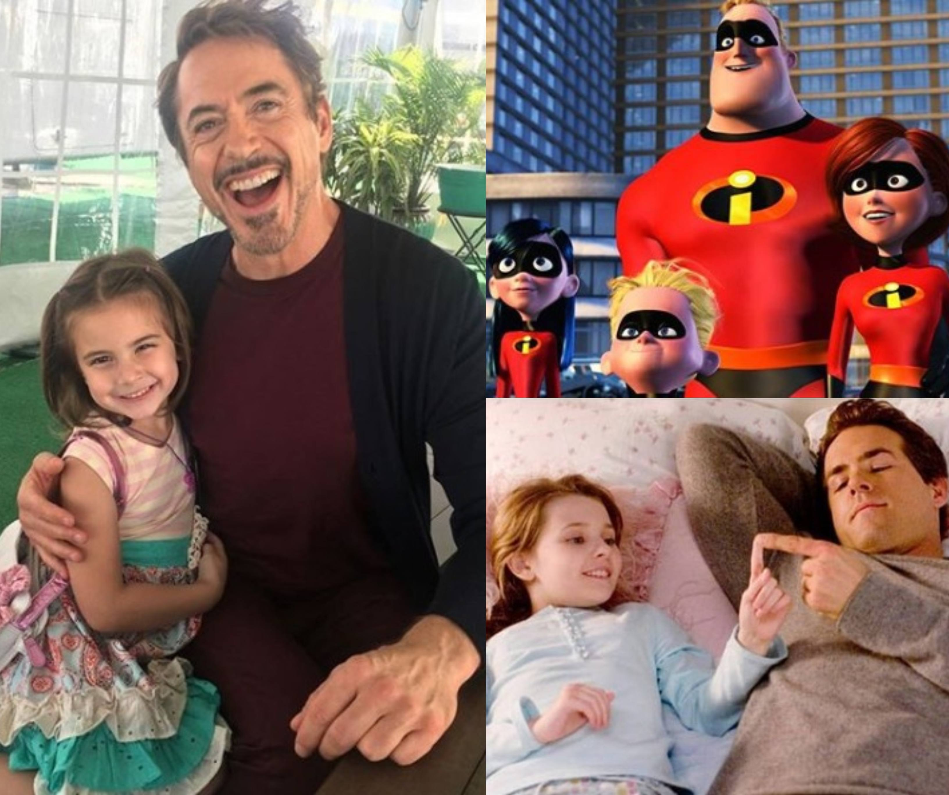 Hollywood's Cool Dads - Father's Day Special