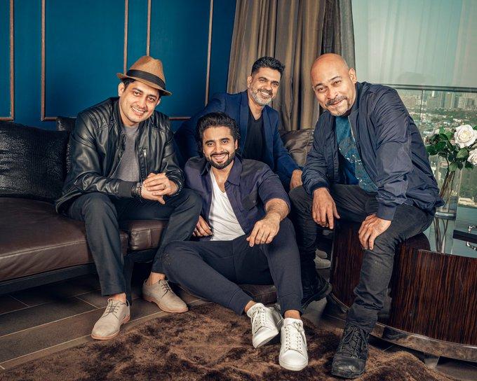 Jackky Bhagnani Welcomes Nitin Kakkar, Rahil Barve And Vijay Lalwani Into The Pooja Entertainment Family
