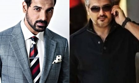 John Abraham To Essay South Star Ajith's Role In This Hindi Remake