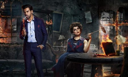Kangana Ranaut And Rajkummar Rao Play Quarrelling Neighbours In Mental Hai Kya