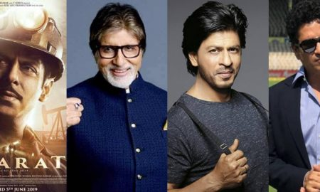 Salman Khan's Bharat Pays A Tribute To These Three Legends