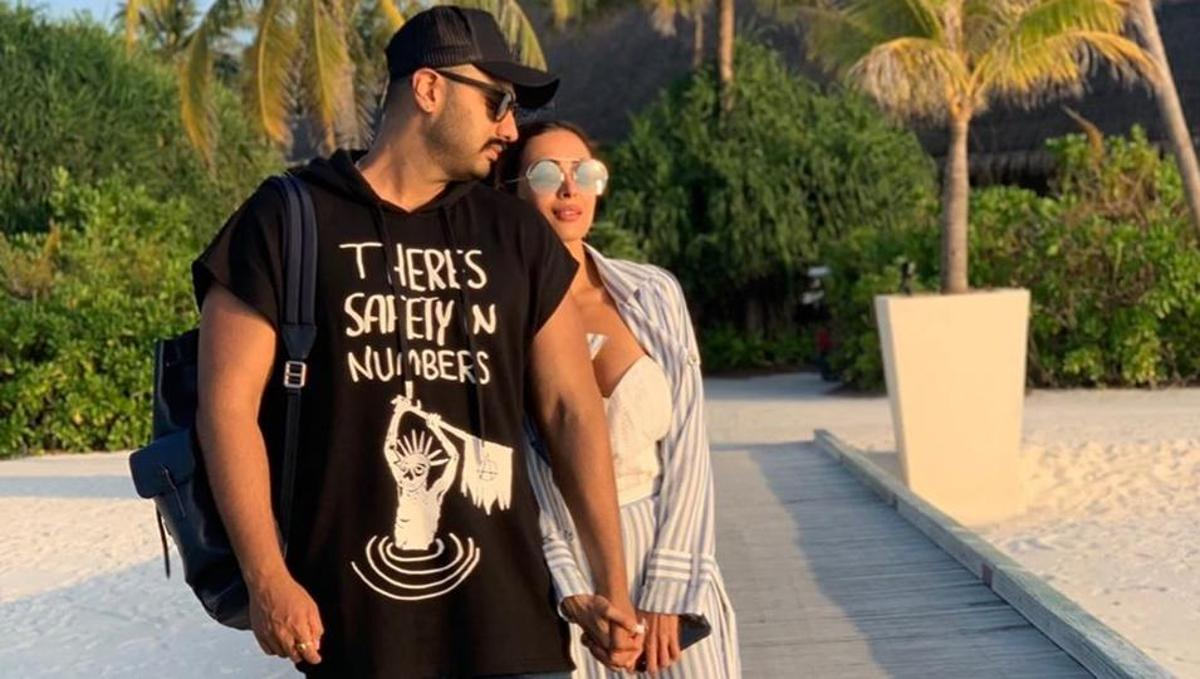 Malaika Arora Confirms Speculations About Dating Arjun Kapoor