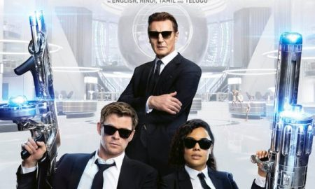Men in Black International Review