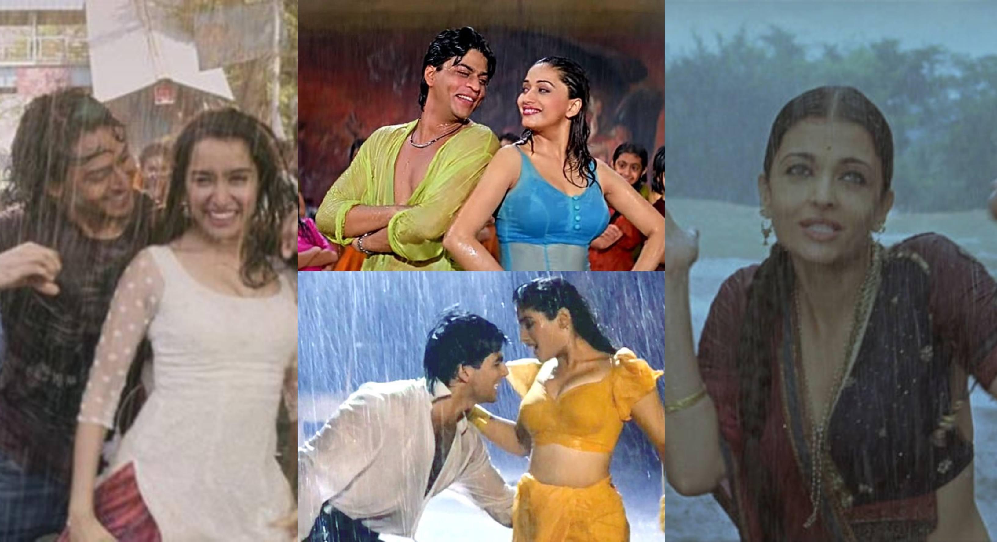 Bollywood Monsoon Songs
