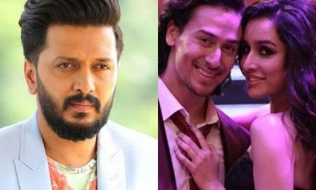 Riteish Deshmukh Part Of Tiger Shroff's Baaghi 3