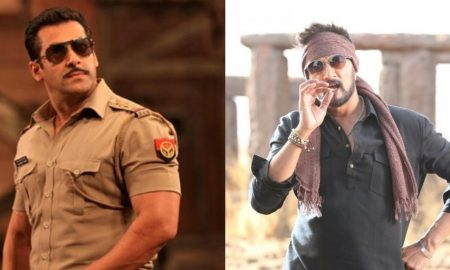 Salman Khan To Lock Horns With Sudeep In Climax Scene Of Dabangg 3?