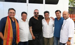 Sanjay Dutt Begins Shooting For Bhuj The Pride Of India