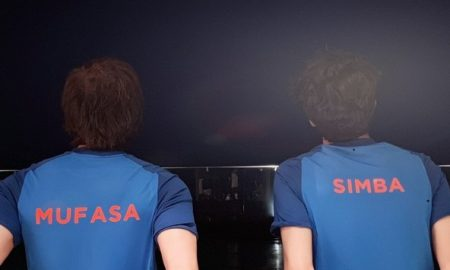 Shah Rukh Khan And Son Aryan Lend Their Voice For The Lion King (Hindi)