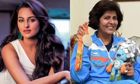 Sonakshi Sinha Has This To Say About Play Paralympic Silver Medalist Deepa Malik