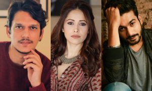 Sunny Kaushal, Nushrat Bharucha And Vijay Varma To Feature In Shaailesh R Singh's Hurdang