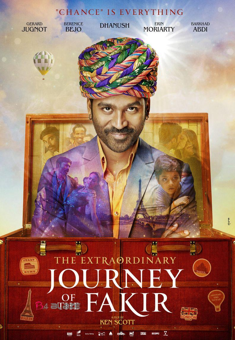 The Extraordinary Journey Of The Fakir Review: Lives Up To Its Name - EXTRAORDINARY