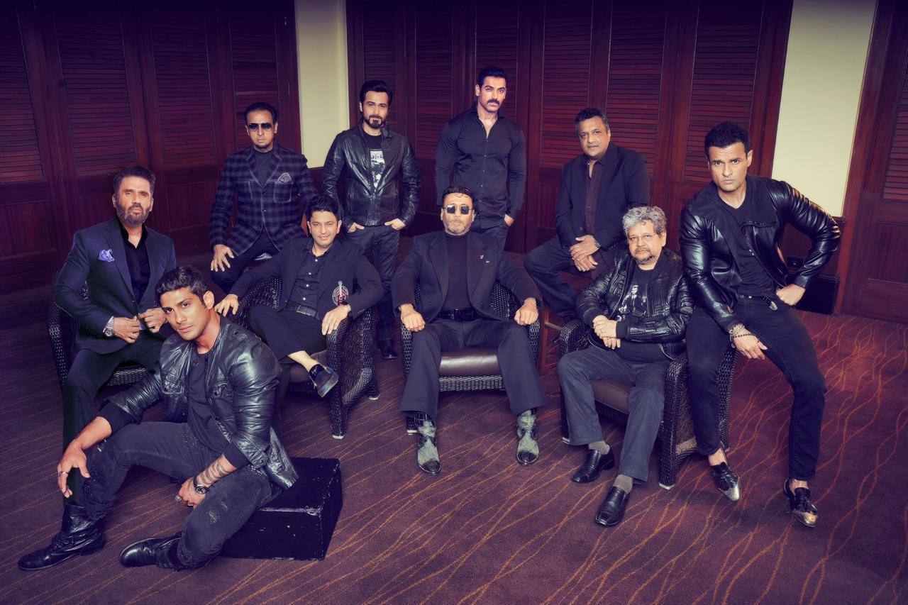 The Cast And Crew Of Mumbai Saga