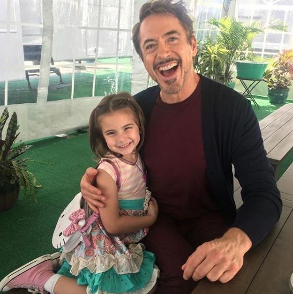 Tony Stark - Avengers Endgame