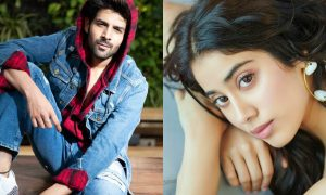 Kartik Aaryan and Janhvi Kapoor To Star In Karan Johar's Dostana 2