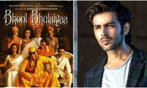 Kartik Aaryan To Be Part Of Bhool Bhulaiyaa Sequel?