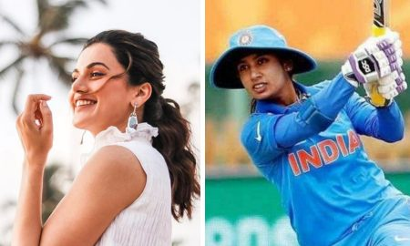 Taapsee Pannu Roped In To Play Cricketer Mithali Raj