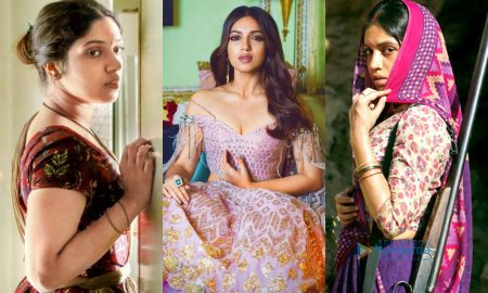 Bhumi Pednekar On Screen Roles