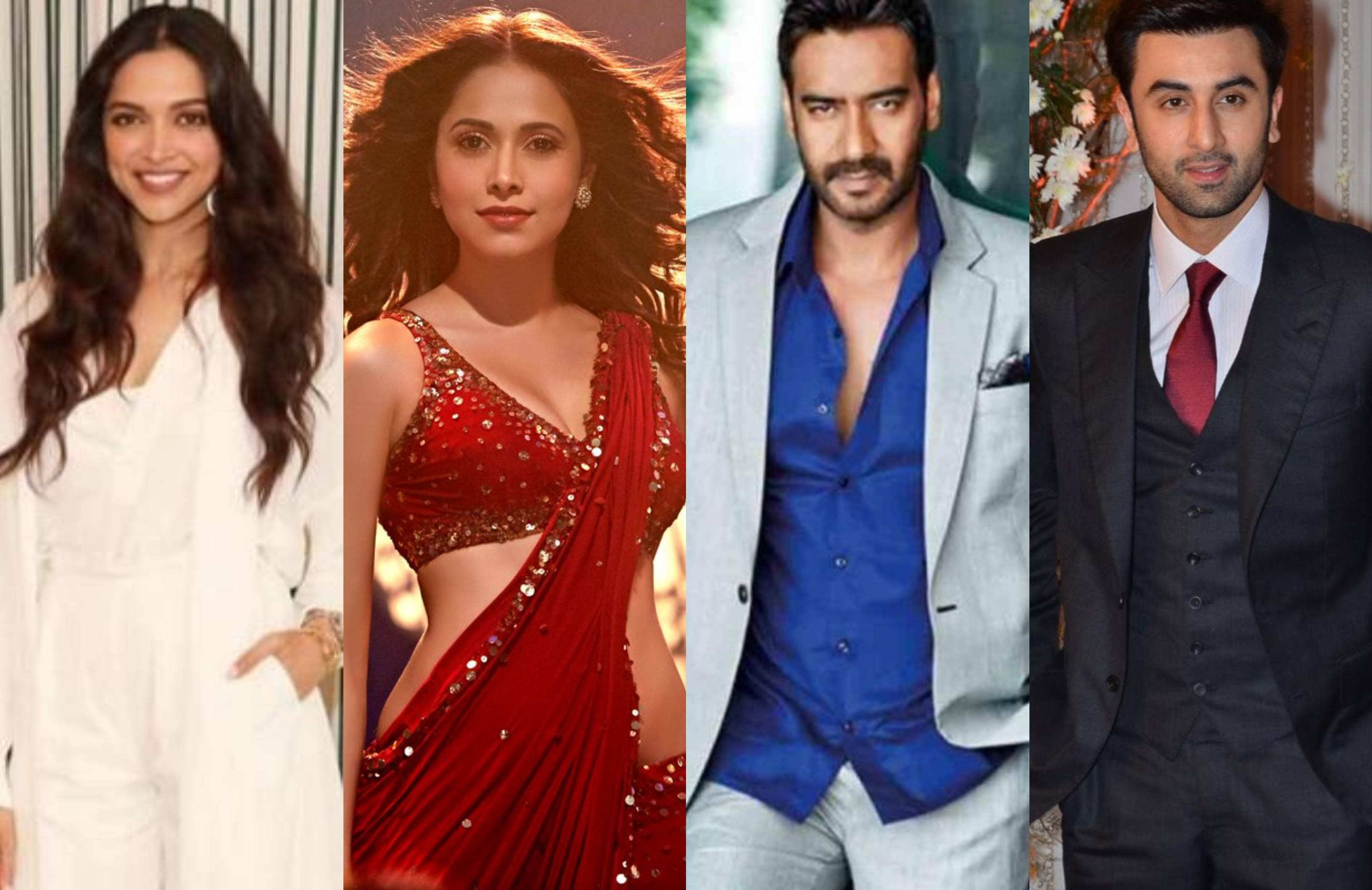 Deepika Padukone And Nushrat Bharucha Join Ajay Devgn And Ranbir Kapoor