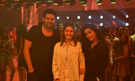 Dhvani Bhanushali on Psycho Saiyaan from Saaho