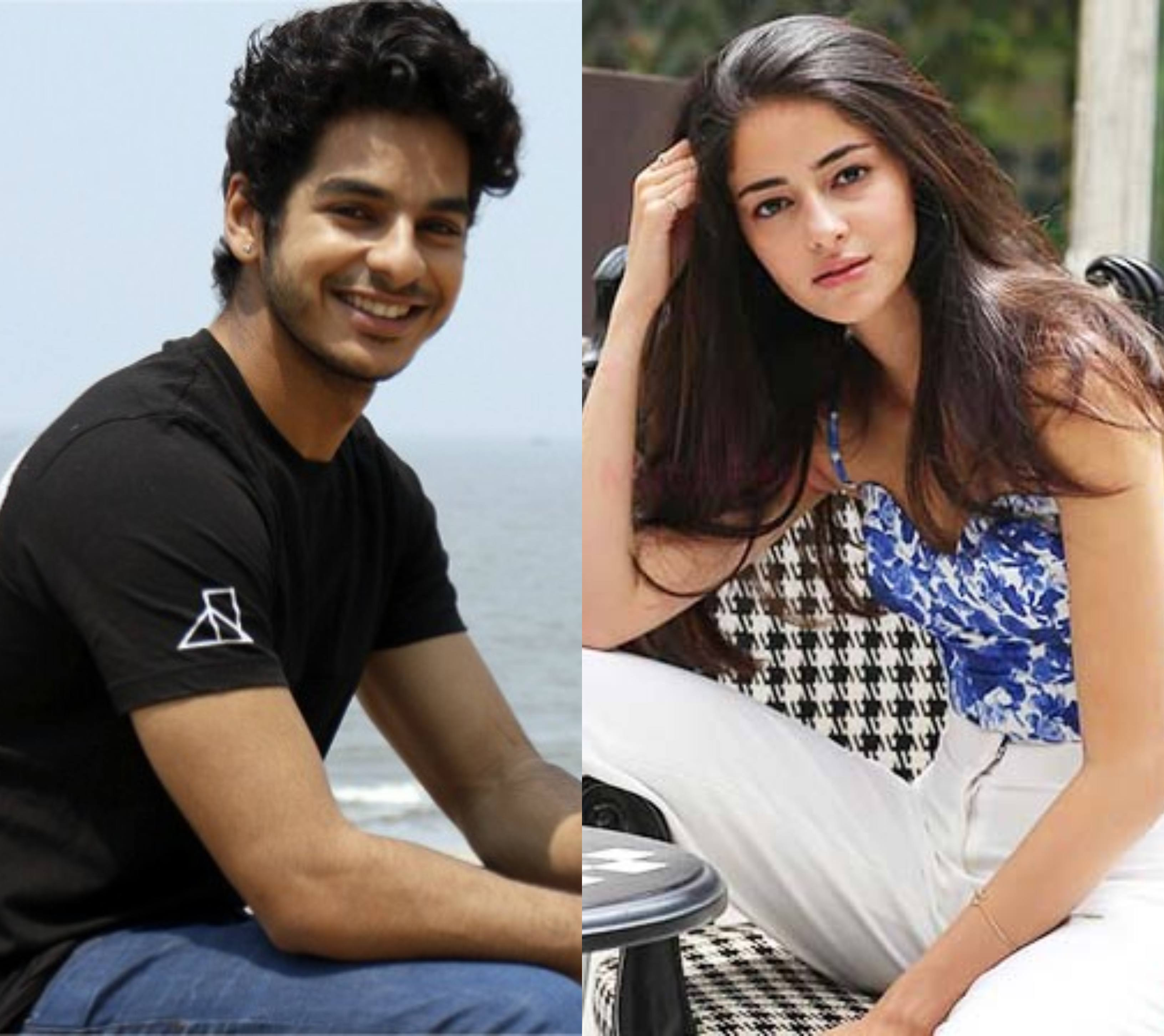 Ishaan Khatter To Star Opposite Ananya Panday In His Next