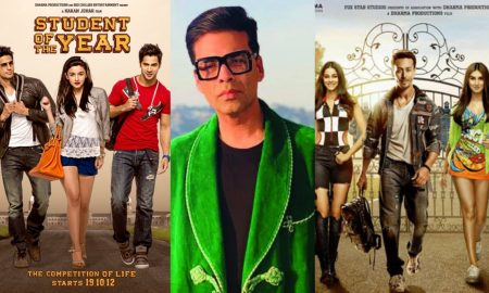 Karan Johar's Student Of The Year To Now Become A Web Series