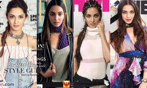 Kiara Advani Slays On Magazine Covers