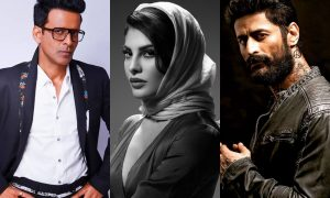 Manoj Bajpayee And Mohit Raina Joins The Team Of Jacqueline Fernandez Starrer Netflix's Mrs. Serial Killer