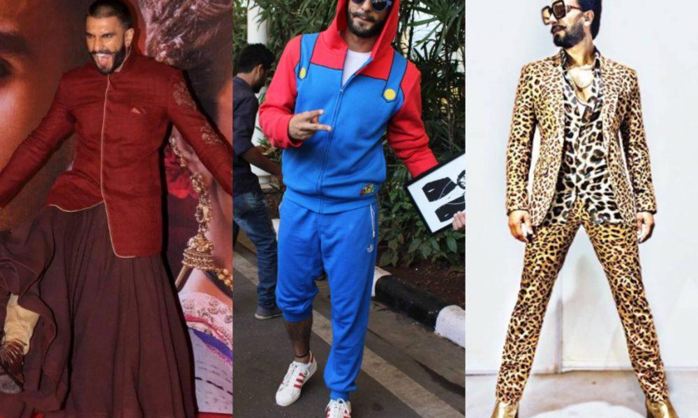 Ranveer Singh Fashion