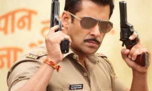 Salman Khan in Dabangg