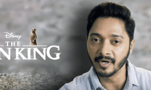 Shreyas Talpade As Timon In The Lion King