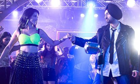 Sunny Leone And Diljit Dosanjh Sizzle In Arjun Patiala's Dance Song