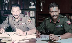 Vicky Kaushal Fails In Mimicking Sam Manekshaw's Look