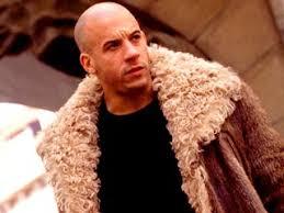 Vin Diesel as Xander Cage in the  xXx series