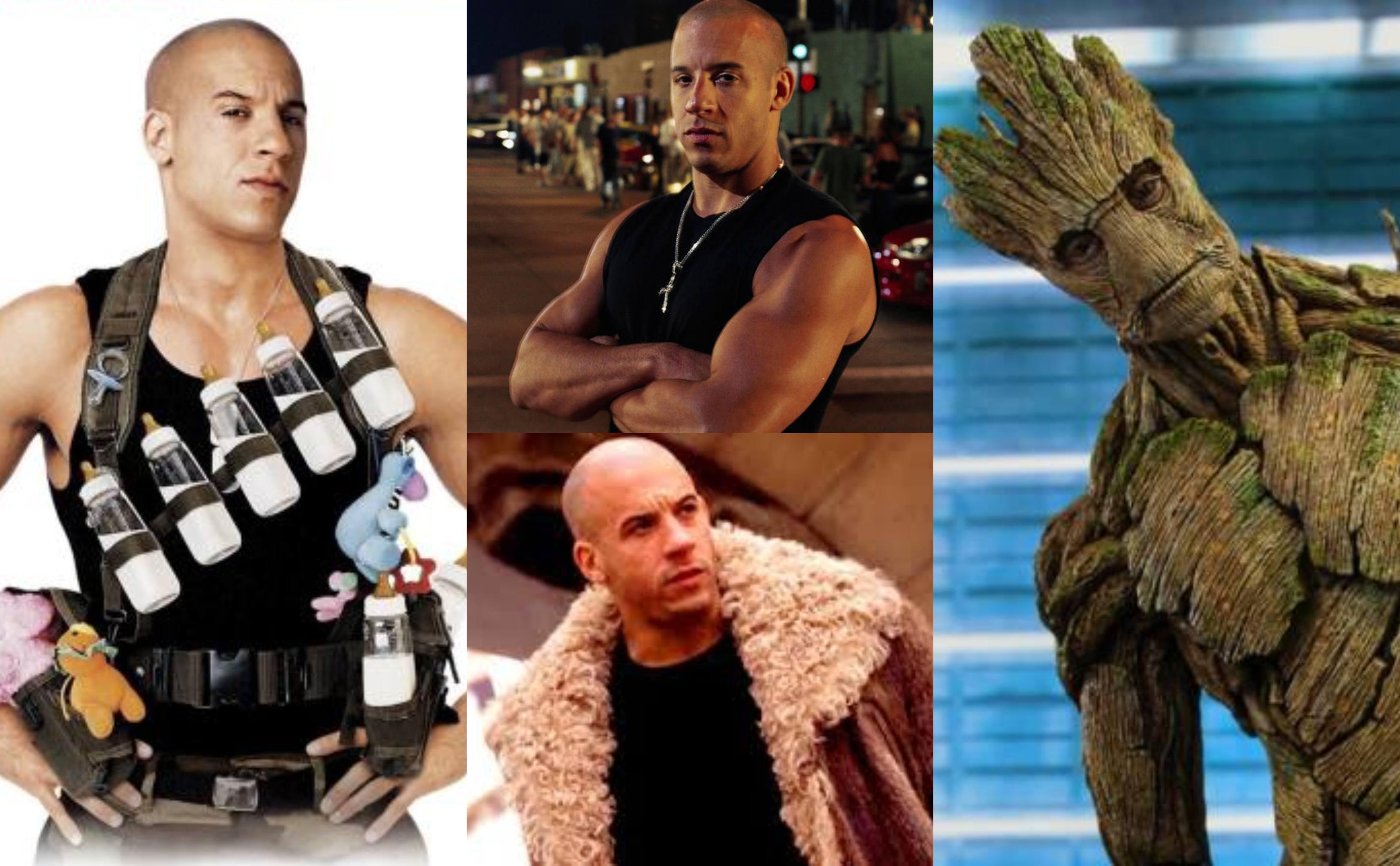 Vin Diesel Standout Characters