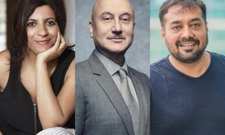Zoya Akhtar, Anupam Kher, Anurag Kashyap invited to The Academy