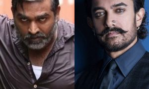 Aamir Khan And Vijay Sethupathi Collaborate For A New Project