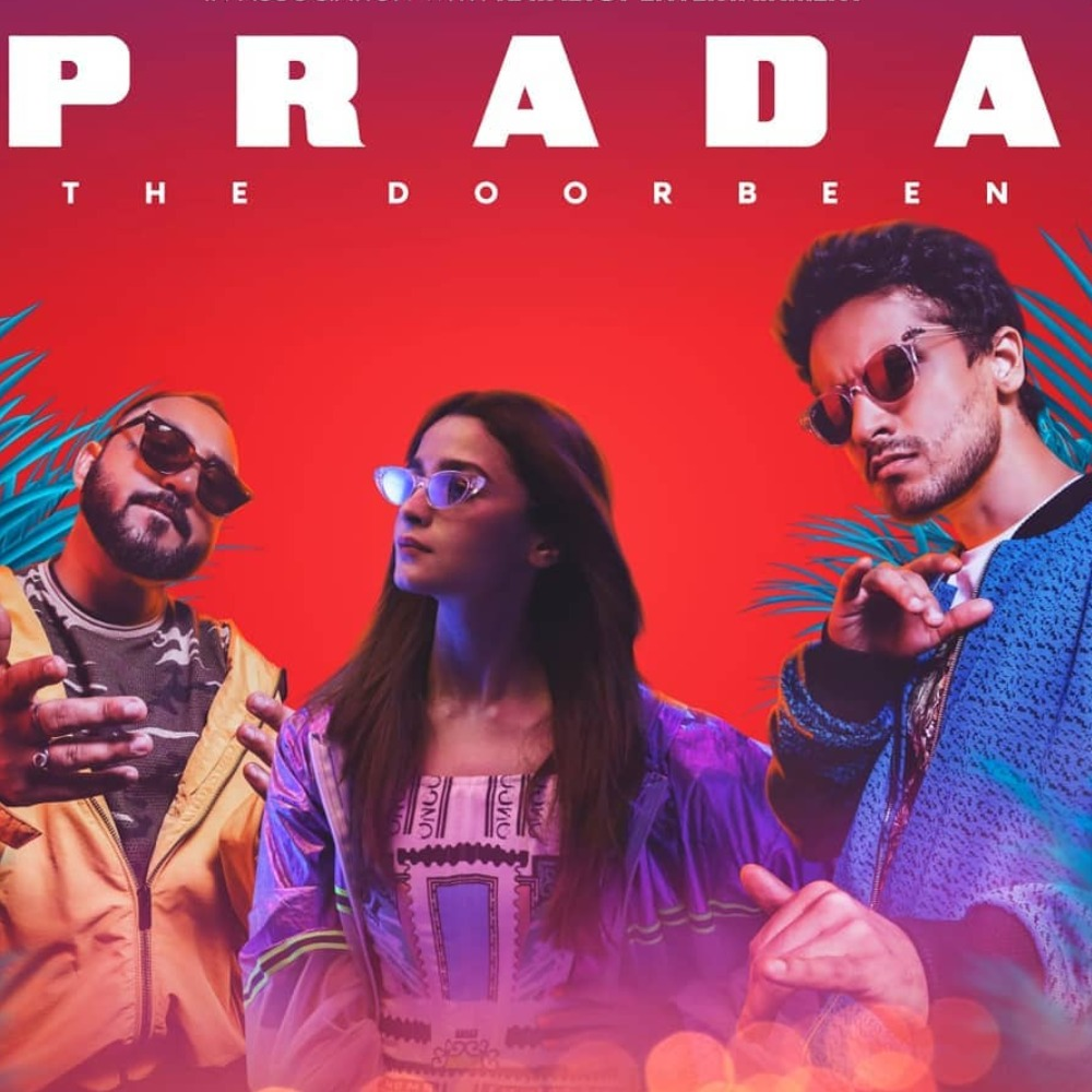 Alia Bhatt in Prada by The Doorbeen