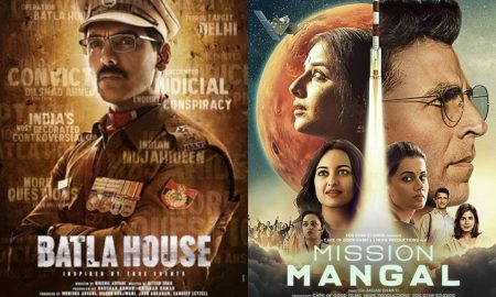 John Abraham's Batla House and Akshay Kumar's Mission Mangal To Clash