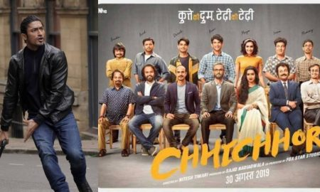 Commando 3 And Chhichhore Get New Release Dates