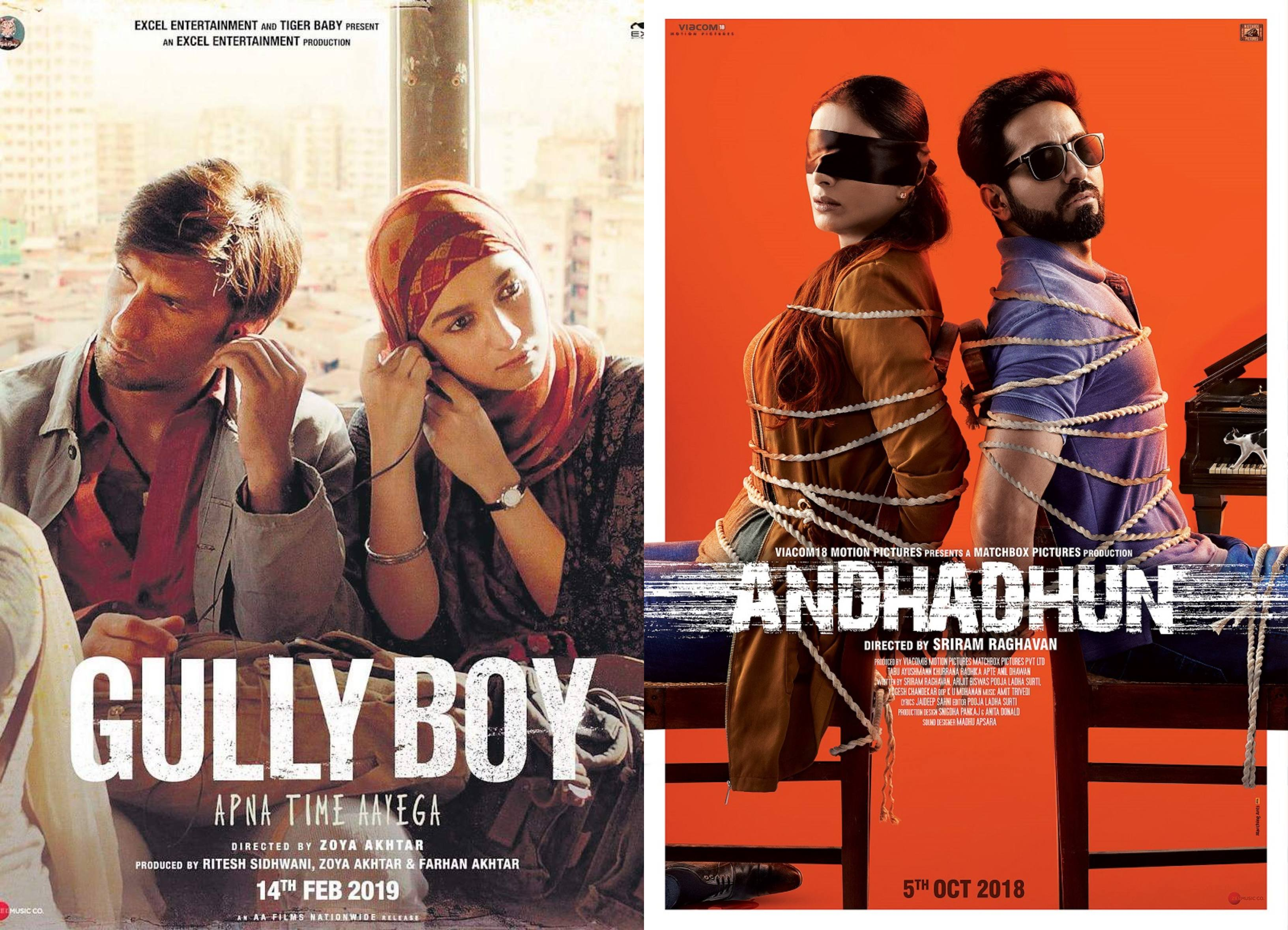 Gully Boy And Andhadhun Bags Top Honours At The Indian Film Festival Of Melbourne