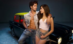 Ishaan Khatter and Ananya Panday's next titled Khaali Peeli