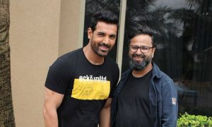 John Abraham and Nikkhil Advani