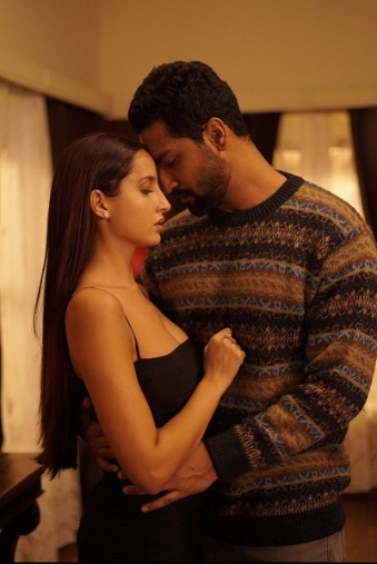 Nora Fatehi To Feature With Vicky Kaushal In A Romantic Number