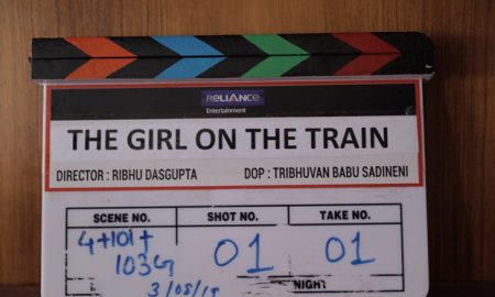 Parineeti Chopra's The Girl On The Train Remake Goes On Floors