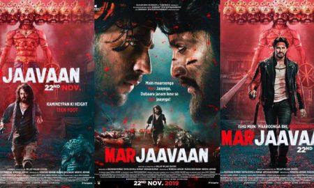 Sidharth Malhotra-Riteish Deshmukh Starrer Marjaavaan Gets A Release Date