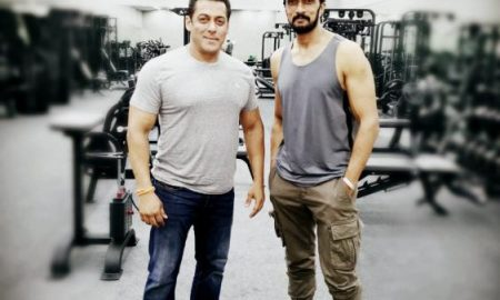 Salman Khan And Kichcha Sudeep To Have A Bare-Chested Showdown In Dabangg 3